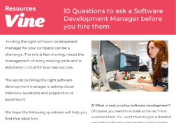 Image - 10 Questions to ask a Software Development Manager before you hire them-1