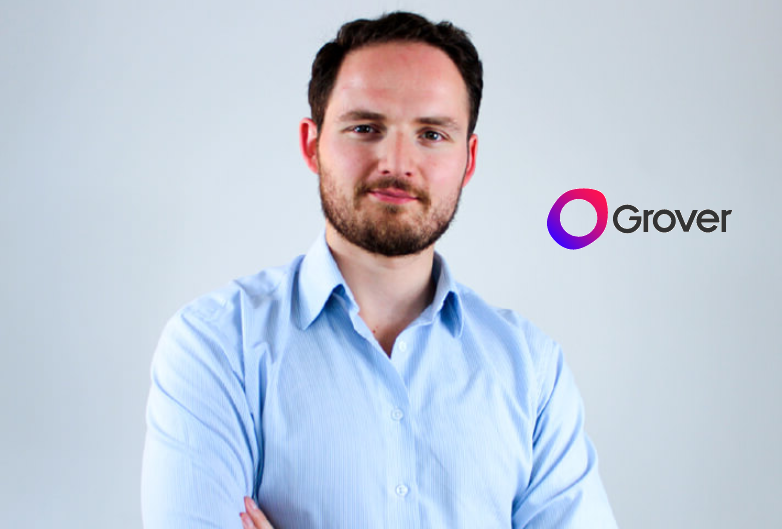 Michael Cassau Founder & CEO of Grover