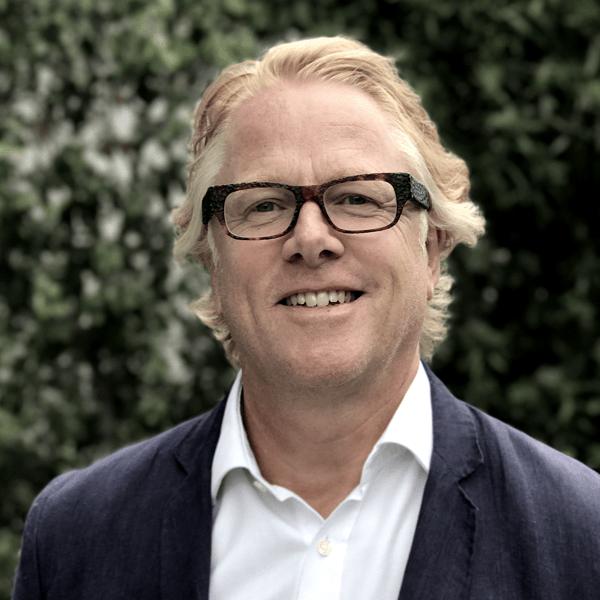 Niall Barton, Executive Chairman of Wrisk