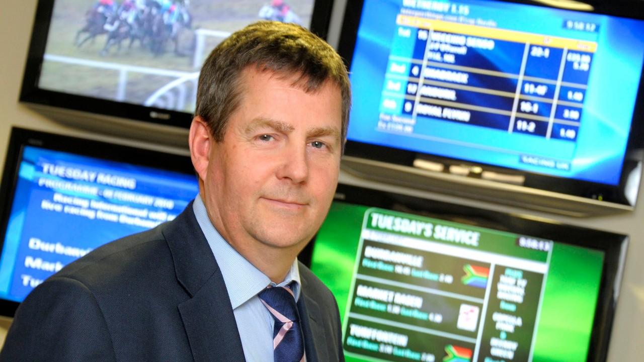 Richard Fitzgerald, CEO @Racecourse Media Group
