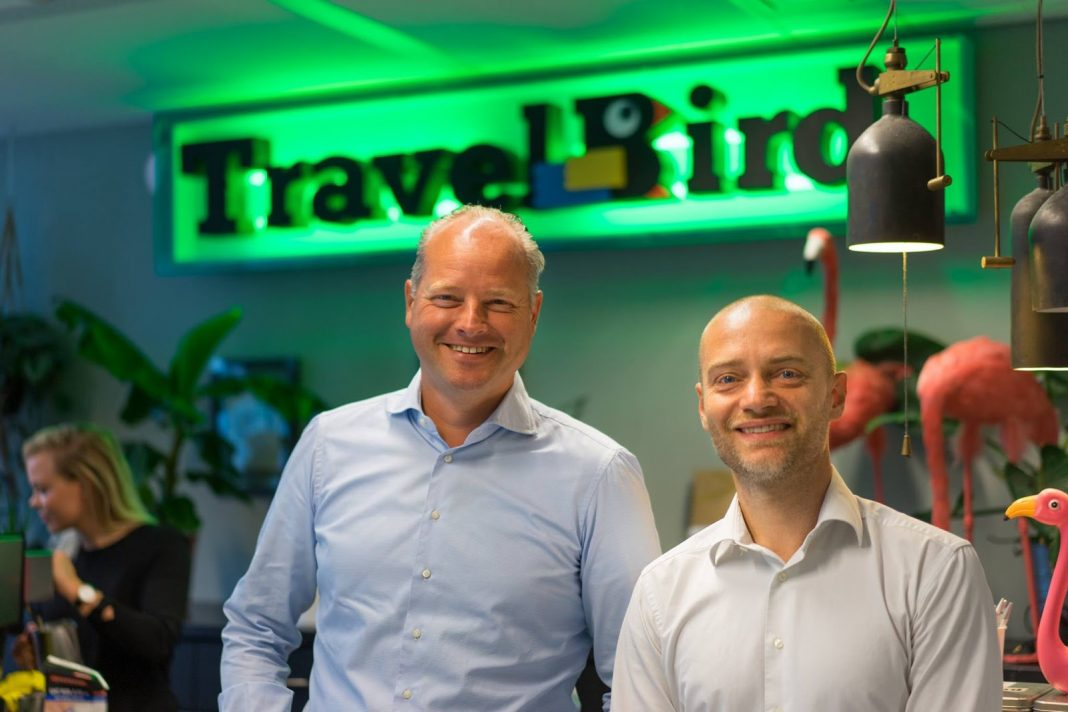 Steven Klooster, CEO at TravelBird