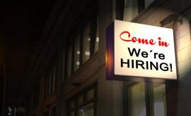Come in we're hiring!